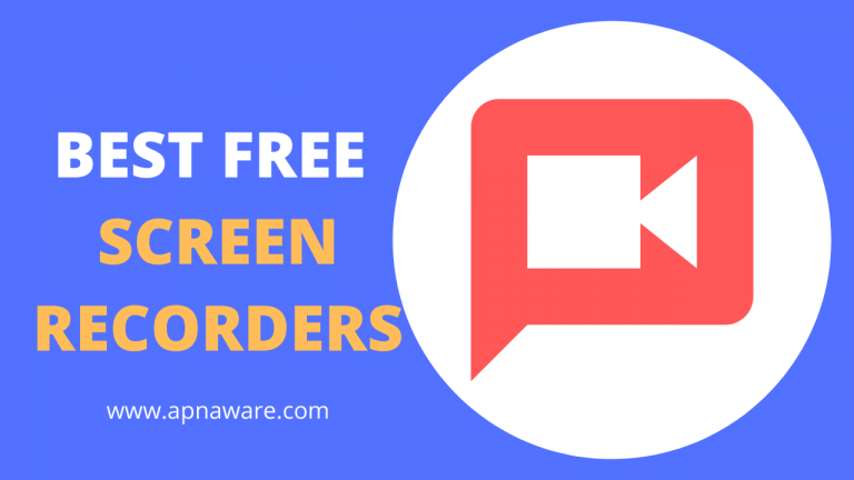 Best Free Screen Recorders (1)