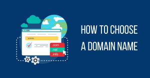 Read more about the article How to Choose a Domain Name 2021